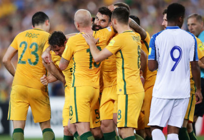 World Cup as good as a holiday for Australian football