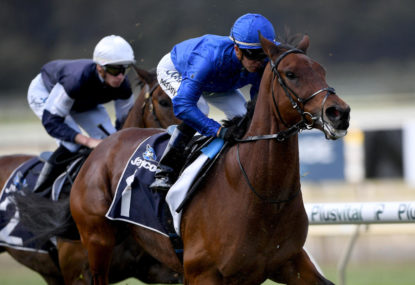 Qewy pulled from Melbourne Cup contention