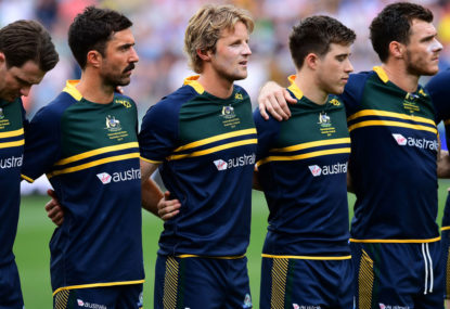 Australia vs Ireland: AFL International Rules second Test live scores, blog