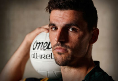 Australia win first International Rules Test, Pendlebury injured