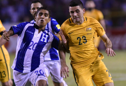 Overload the key to Socceroos' World Cup qualification