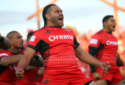 In defeat, Tonga scored a huge victory for international rugby league