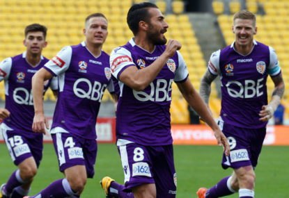 Wellington Phoenix vs Perth Glory: A-League match result, highlights