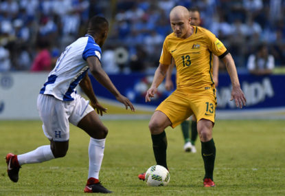 Aaron Mooy might not have what the Socceroos need