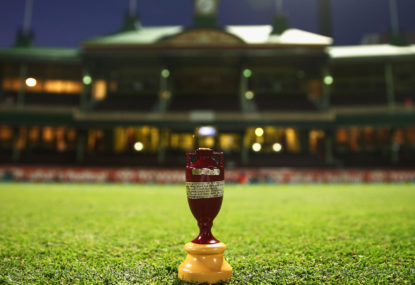 The Calendar Ashes: Fourth Test, January