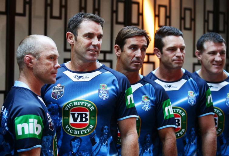 Brad Fittler NSW coach