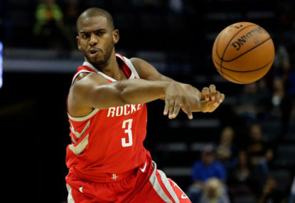 Magic science: Chris Paul will give the Rockets new life