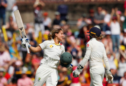 Perry's 200 gives women's cricket a new lease of life
