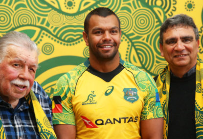 Beale wants Indigenous jersey at World Cup