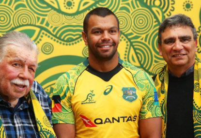 Genia: We should wear the Indigenous jersey more often