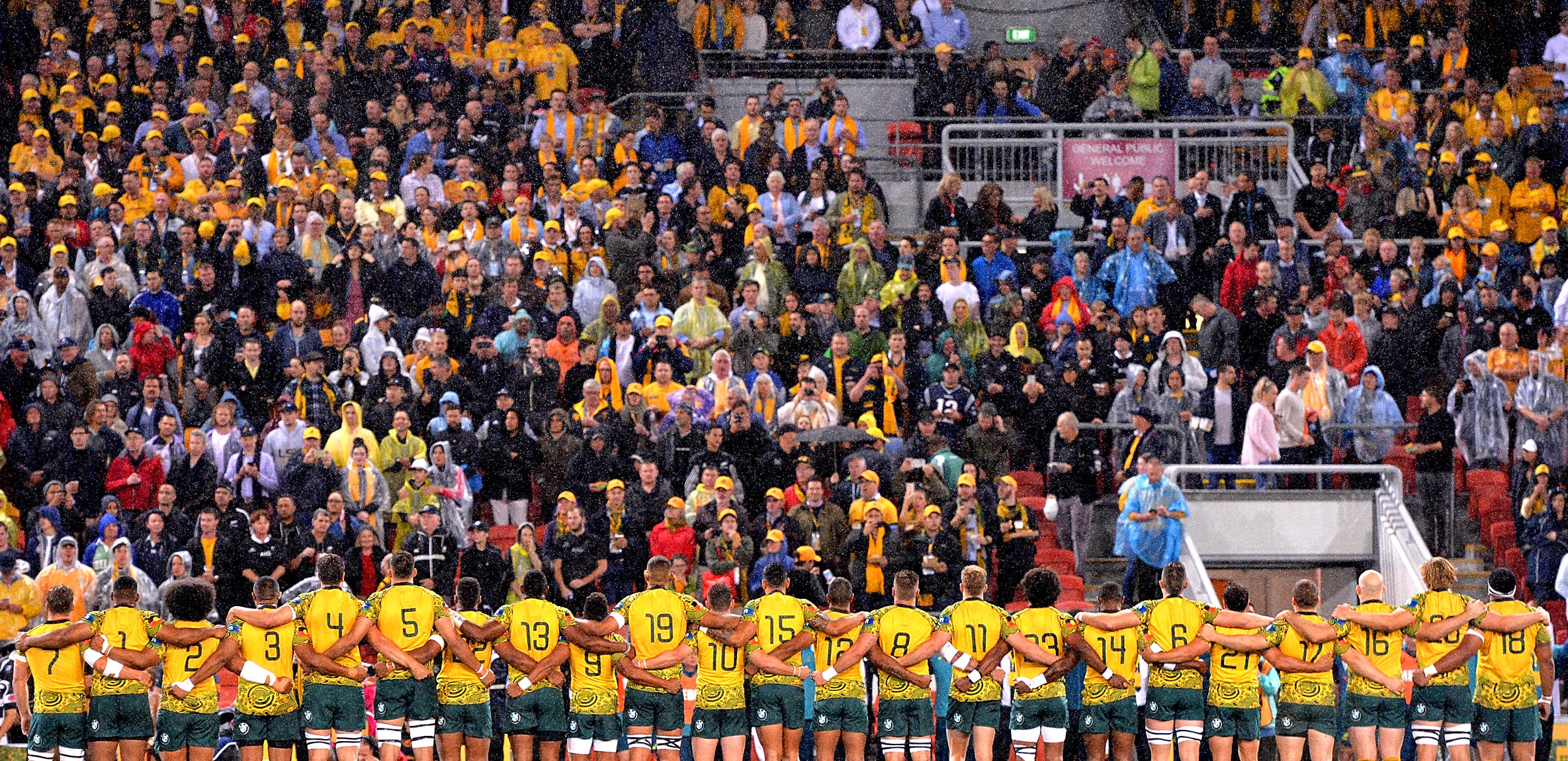 wallabies indigenous jersey anthem