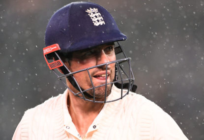 Alastair Cook: Cricket's calm force retires