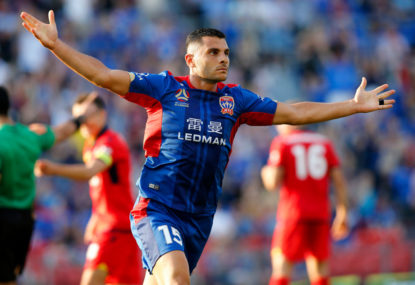 Nabbout set to fire in Victory return