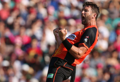 BBL Big Bash live scores, blog, highlights: Perth Scorchers vs Melbourne Stars