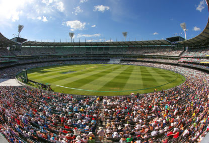 I cannot wait for the first ball of the Boxing Day Test