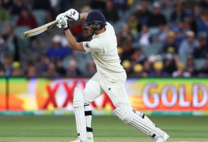 The English batting by the numbers (so far)