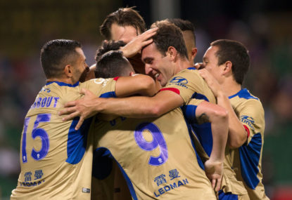 Newcastle Jets vs Adelaide United: A-League live scores, blog