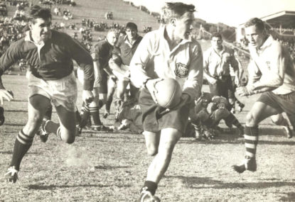 The Wallabies' Reformists first and second XVs (1960-1979)