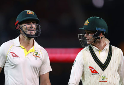 Australia's batting is in crisis