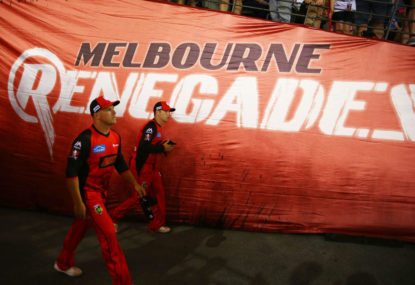 Melbourne Renegades vs Melbourne Stars Big Bash preview and prediction