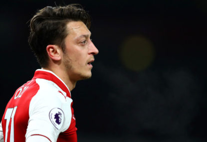 The China-Ozil debacle shows that Arsenal is losing its soul