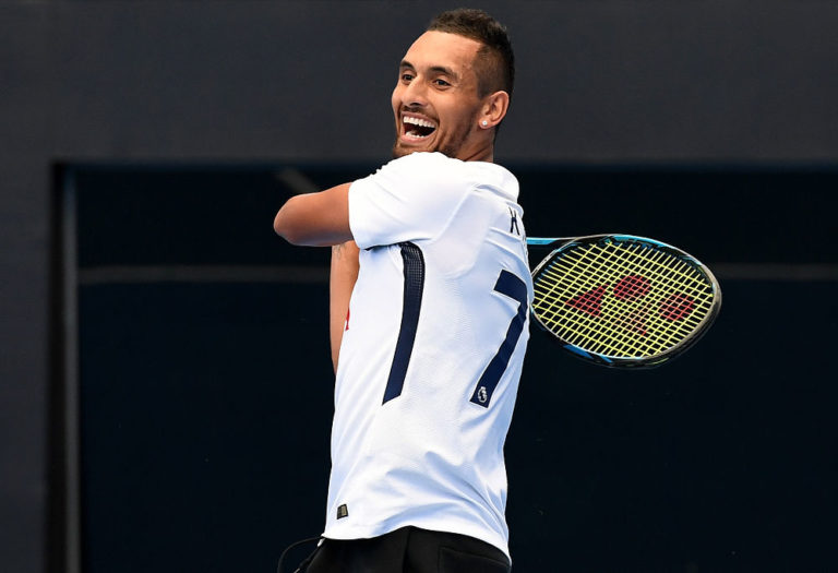 'Why isn't Kyrgios suspended?' asks Rafter