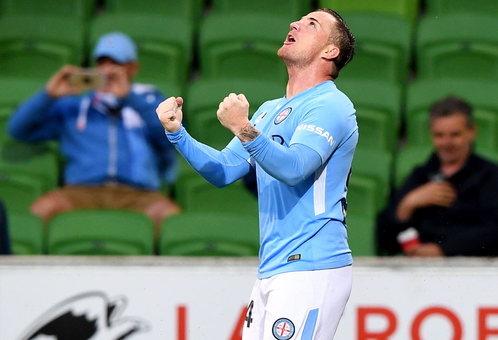 Ross McCormack Melbourne City