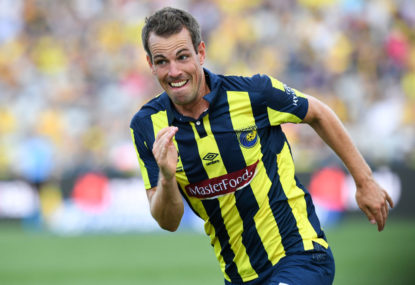Central Coast Mariners vs Wellington Phoenix: A-League match result