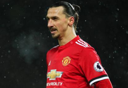 Perth Glory launching stunning bid for Zlatan Ibrahimovic