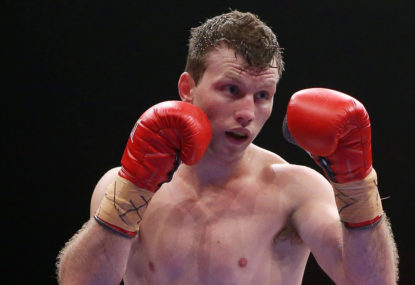 Horn says no to Brant and chases UK bout
