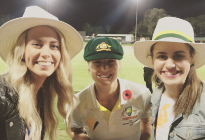 Mary's Wonder Women: Merry cricketmas from women in cricket