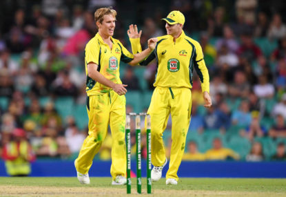 Zampa is the key to Australia's World Cup attack