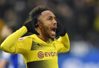 Aubameyang's imminent arrival sparks Arsenal optimism
