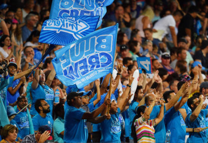Tribalism alive and well in the BBL