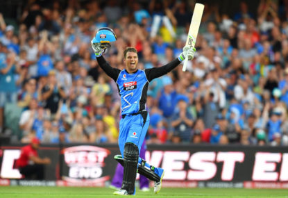 Three big names released for BBL Final
