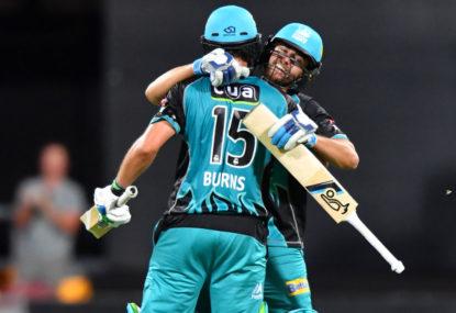 Brisbane Heat vs Hobart Hurricanes: BBL07 preview and prediction