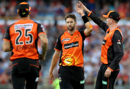 First BBL07 semi-final: Perth Scorchers vs Hobart Hurricanes preview