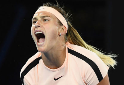 For crying out loud, it is time tennis turned the sound down