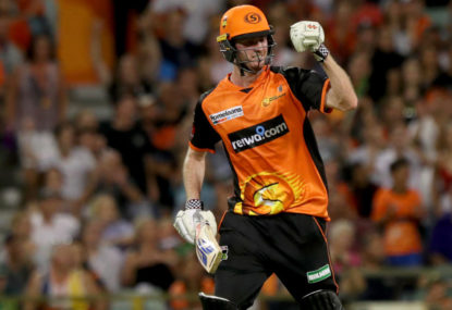 Perth Scorchers vs Adelaide Strikers: Big Bash League cricket live scores, blog, highlights