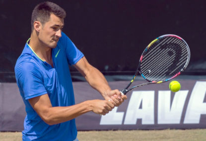 When will the penny drop, if ever, for Bernard Tomic?