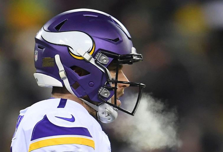 Case Keenum Minnesota Vikings