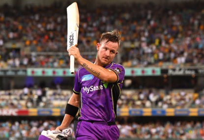 The road to the BBL finals: Hobart Hurricanes