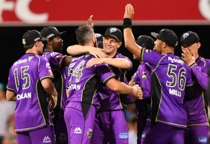 Adelaide Strikers vs Hobart Hurricanes: Big Bash League cricket live scores, blog