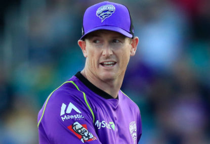 George Bailey: BBL title would cap career