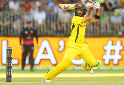 The selectors' fallacy: Glenn Maxwell is not a Test Cricketer
