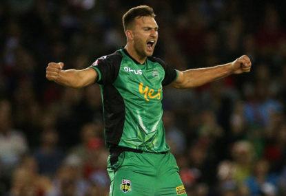 Melbourne Stars vs Sydney Thunder: Big Bash League cricket live scores, blog