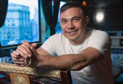 Who is Australia's best boxer; Jeff Fenech or Kostya Tszyu?