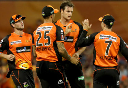 The road to the BBL finals: Perth Scorchers