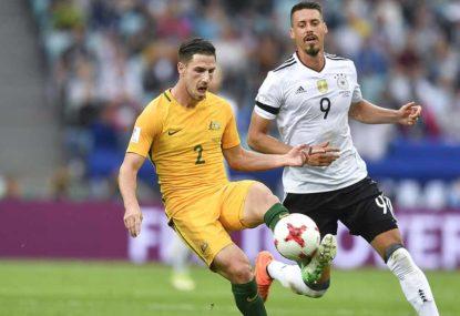 Socceroos defender confirms Saudi switch