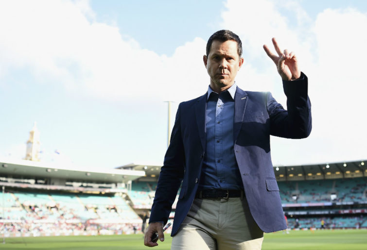 Ricky Ponting has a new coaching appointment